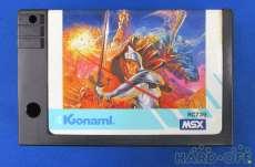 MSXソフト KONAMI