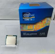 Ivy Bridge Core i3 INTEL