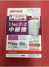 無線LANアクセスポイント親機単体 未使用品|BUFFALO
