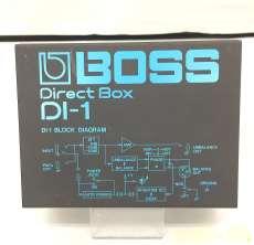 ダイレクトボックス(DI) BOSS