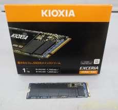 使用時間短め NVMe SSD|KIOXIA