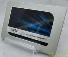 6Gb/sインターフェイス対応の2.5インチSSD|Crucial