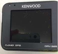 ドライブレコーダー 美品!|KENWOOD