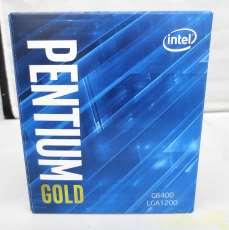 Pentium Gold G6400|INTEL