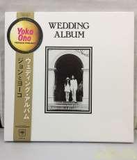 レコード WEDDING ALBUM  ジョンとヨーコ中古 Sony Music Entertainment