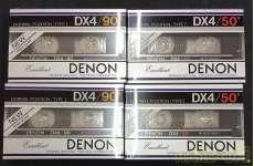 カセットテープ(未開封品)|DENON