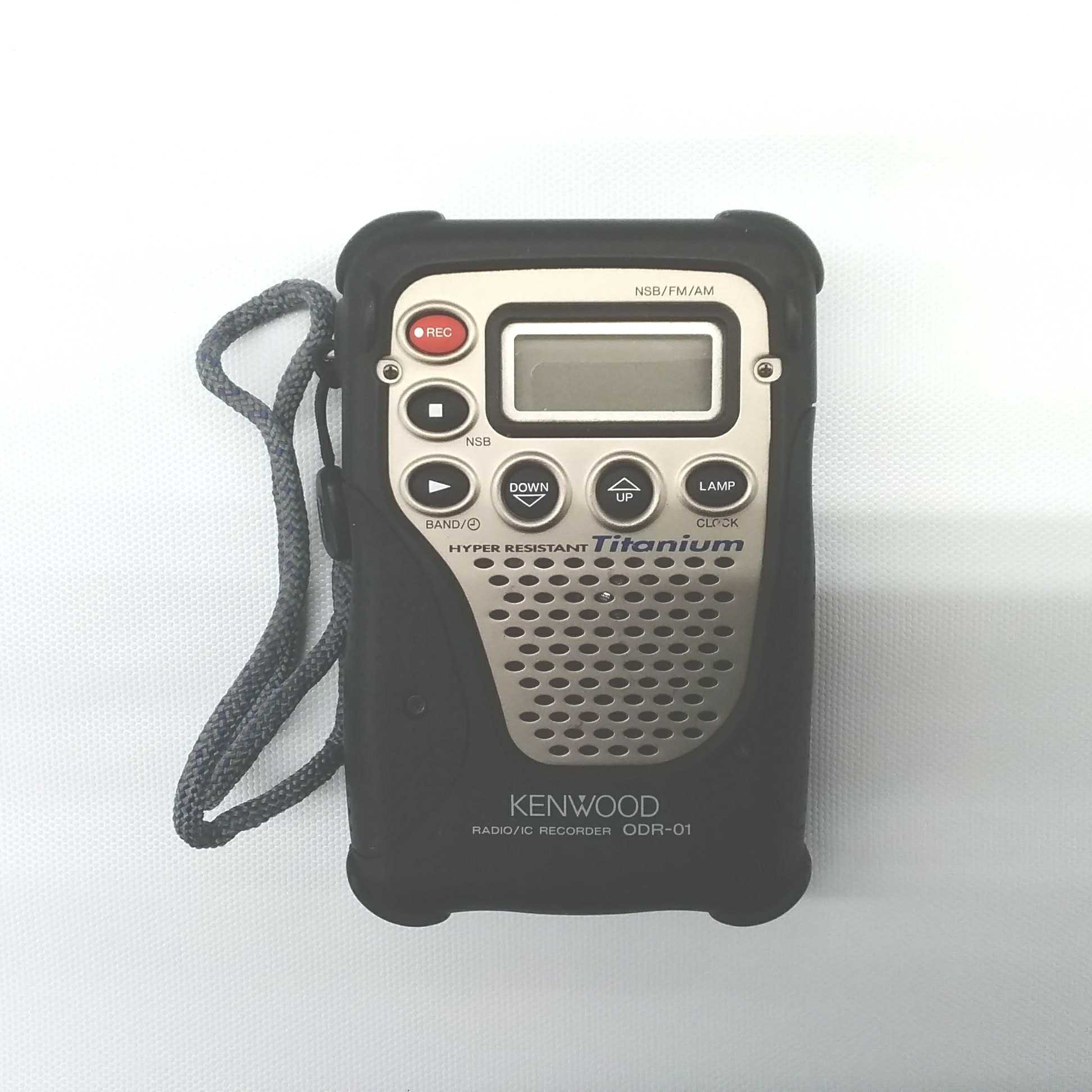 ラジオICレコーダー|KENWOOD