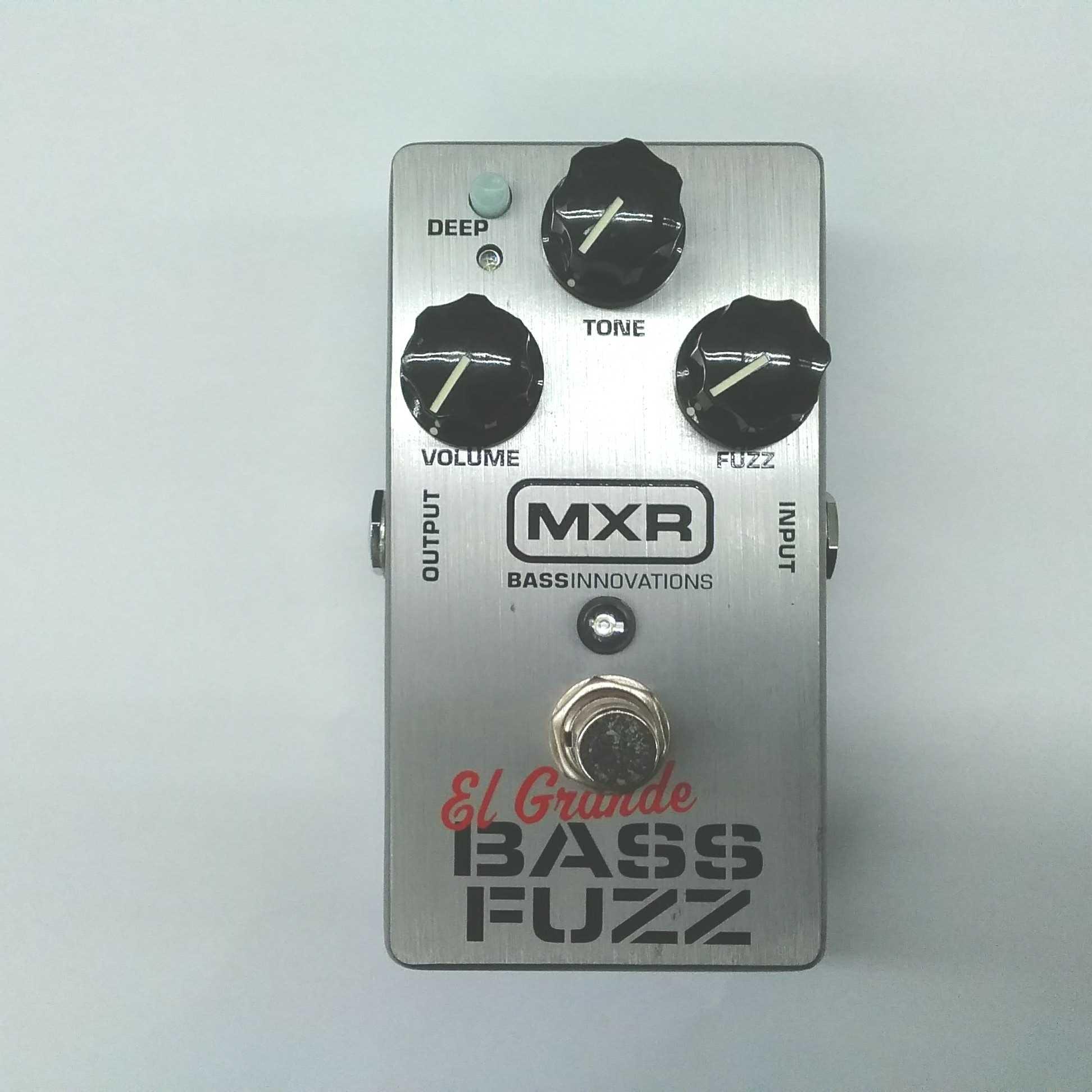 ベース用ファズ|MXR