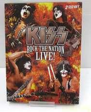 KISS 地獄の狂宴~ROCK THE NATION LIVE!|