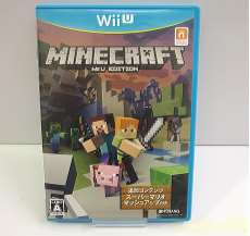 MINECRAFT WiiU EDITION