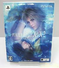 ファイナルファンタジー X/X-2 HD Remaster TWIN PACK|SQUARE ENIX