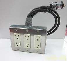 電源タップ 6個口|PRO CABLE