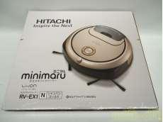 ロボットクリーナー|HITACHI
