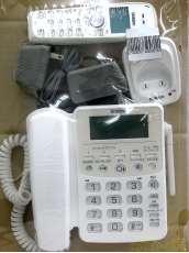 ディスプレイ付き電話機