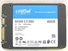 SSD 480GB|Crucial