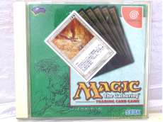 MAGIC : THE GATHERING|SEGA