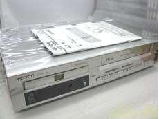 [再生用] VHS/DVDデッキ|HITACHI