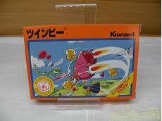 ファミコンソフト KONAMI