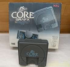 PCエンジン Core Grafx NEC