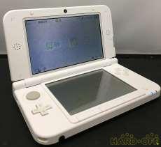 液晶黄ばみ有3DS LL『SPR-001』|NINTENDO