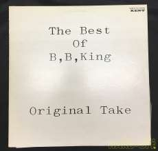 洋楽LP『Best Of King B.B.』盤面良好|VICTOR