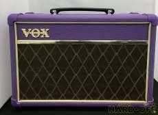 ギターアンプ『Pathfinder10』パープル/紫カラー|VOX