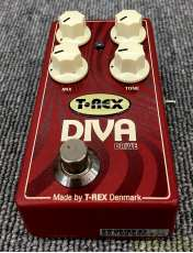 オーバードライブ『DIVA DRIVE』|T-REX