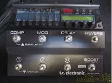 G-NATURAL tc electronic マルチエフェクター