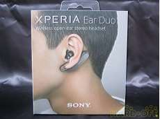 XEA20 Ear Duo 美品 SONY オープンイヤーヘッドセット