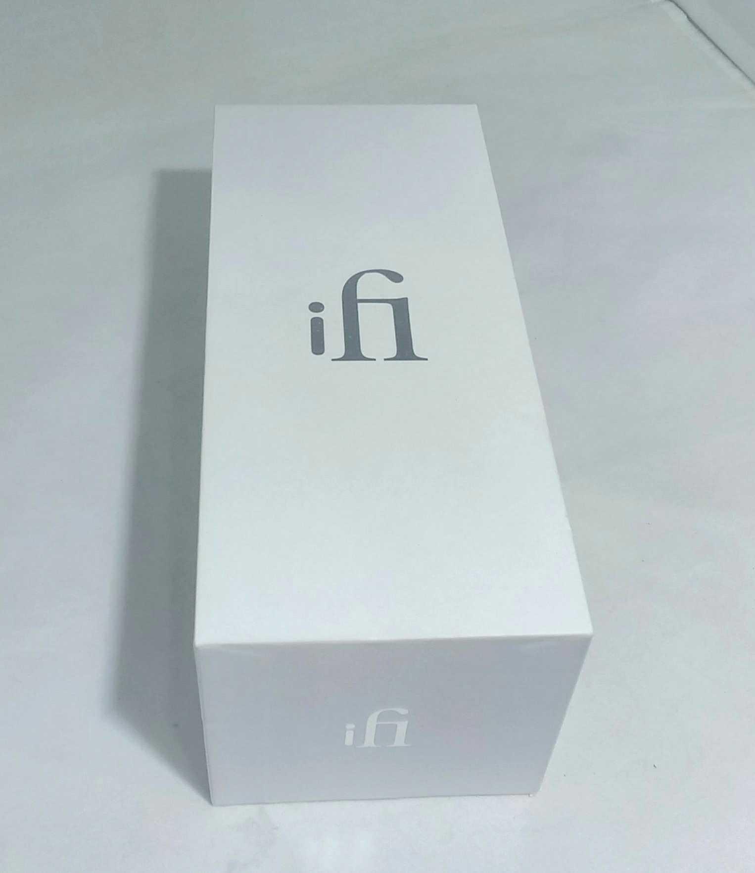 ヘッドホンアンプ IFI-AUDIO