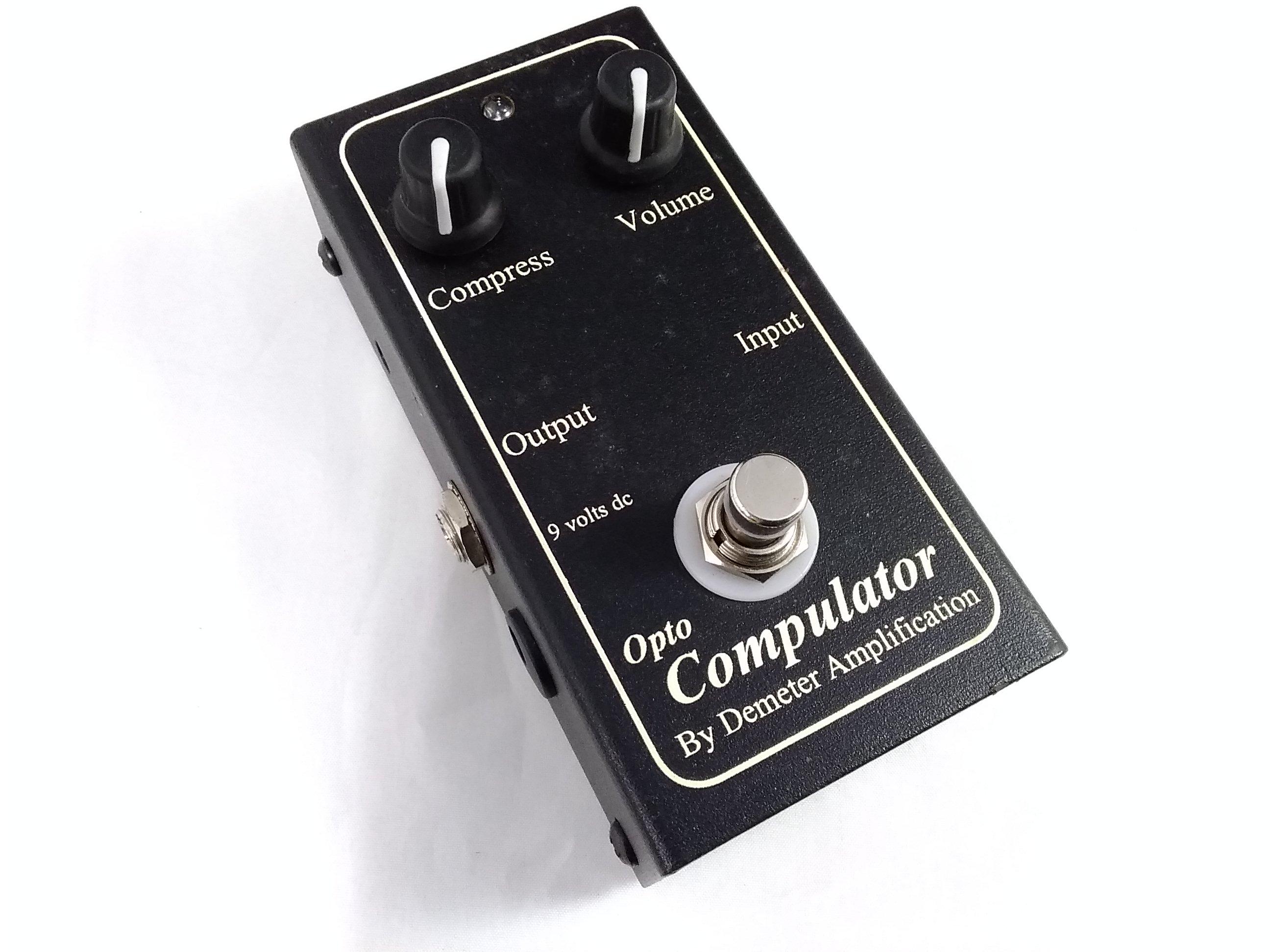 コンプレッサー DEMETER AMPLIFICATION