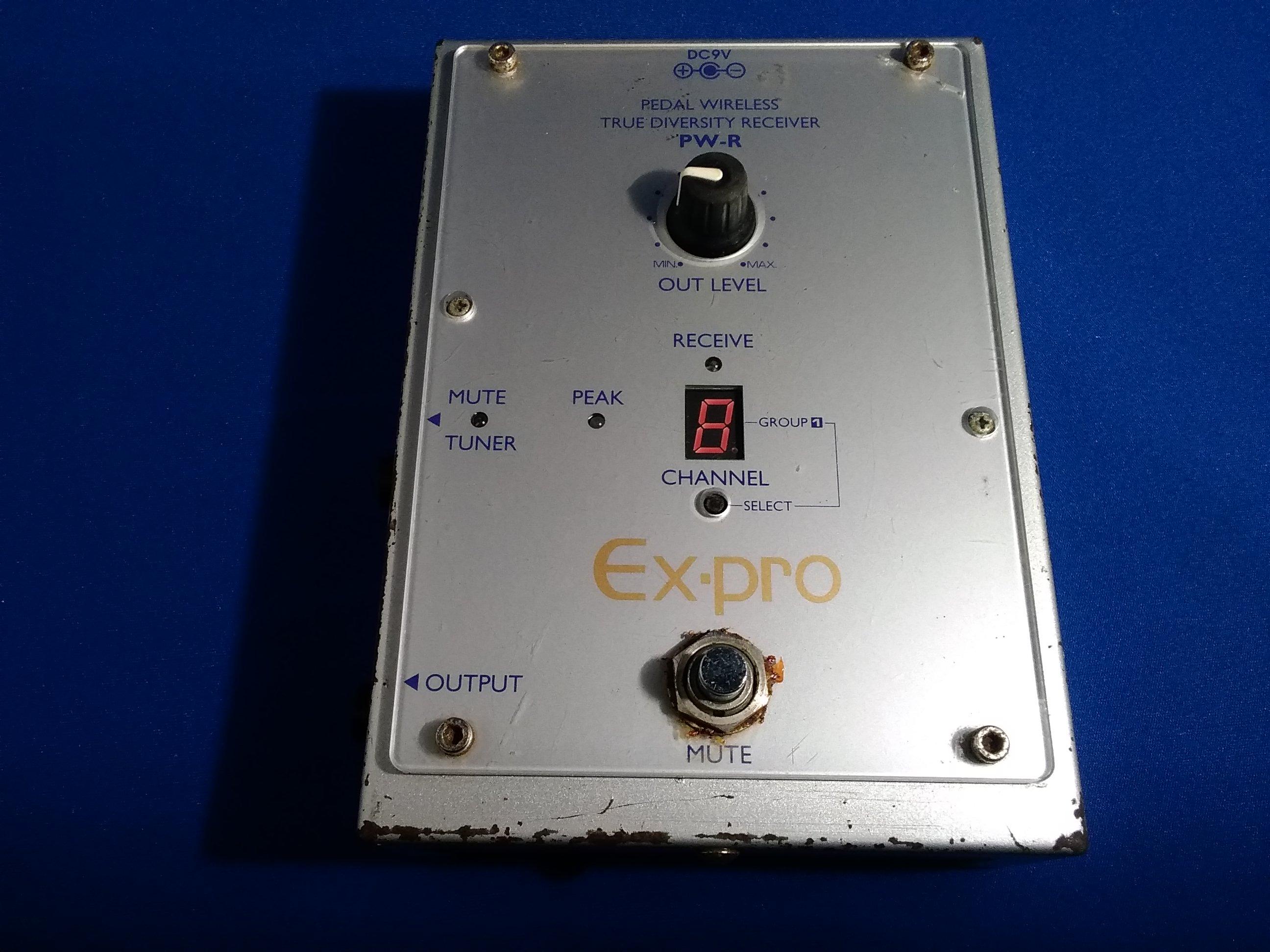 ワイヤレスシステム|EX-PRO