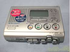 IC一体カセットレコーダー|SONY