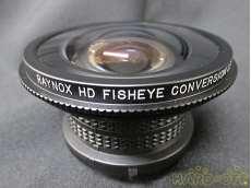 カメラアクセサリー関連商品 魚眼レンズ