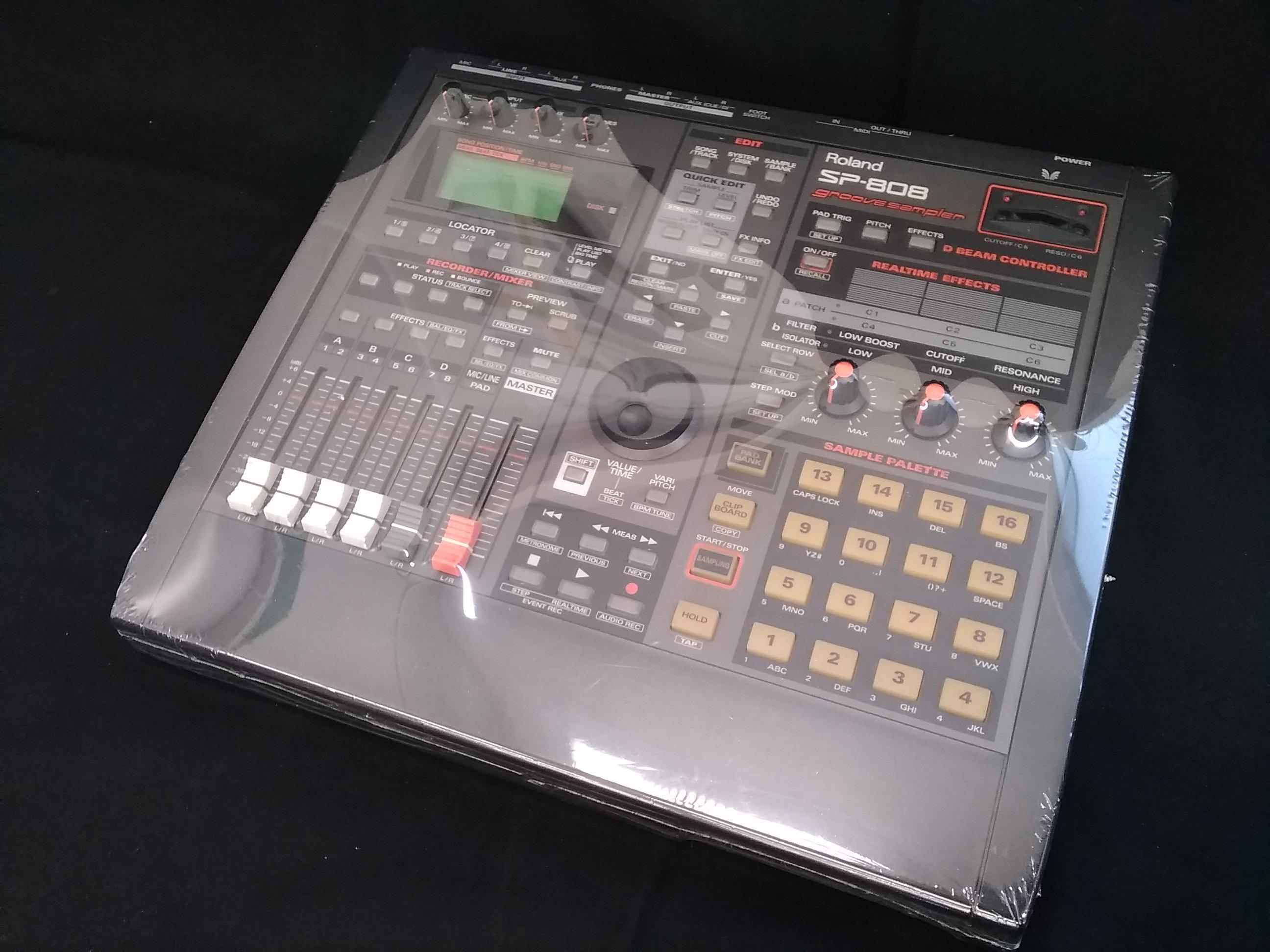 Roland SP-808|ROLAND