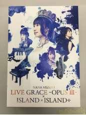 LIVE GRACE -OPUSⅢ-×ISLAND×ISLAND+|KING RECORD