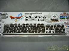 メタルスライムキーボード|HORI