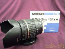 TAMRON SP AF 17-50mm F/2.8 XR|TAMRON