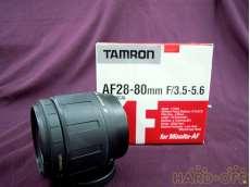 TAMRON  28-80mm F/3.5-5.6