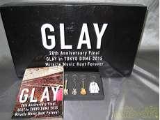 GLAY Miracle Music Hunt Forever プレミアムボックス