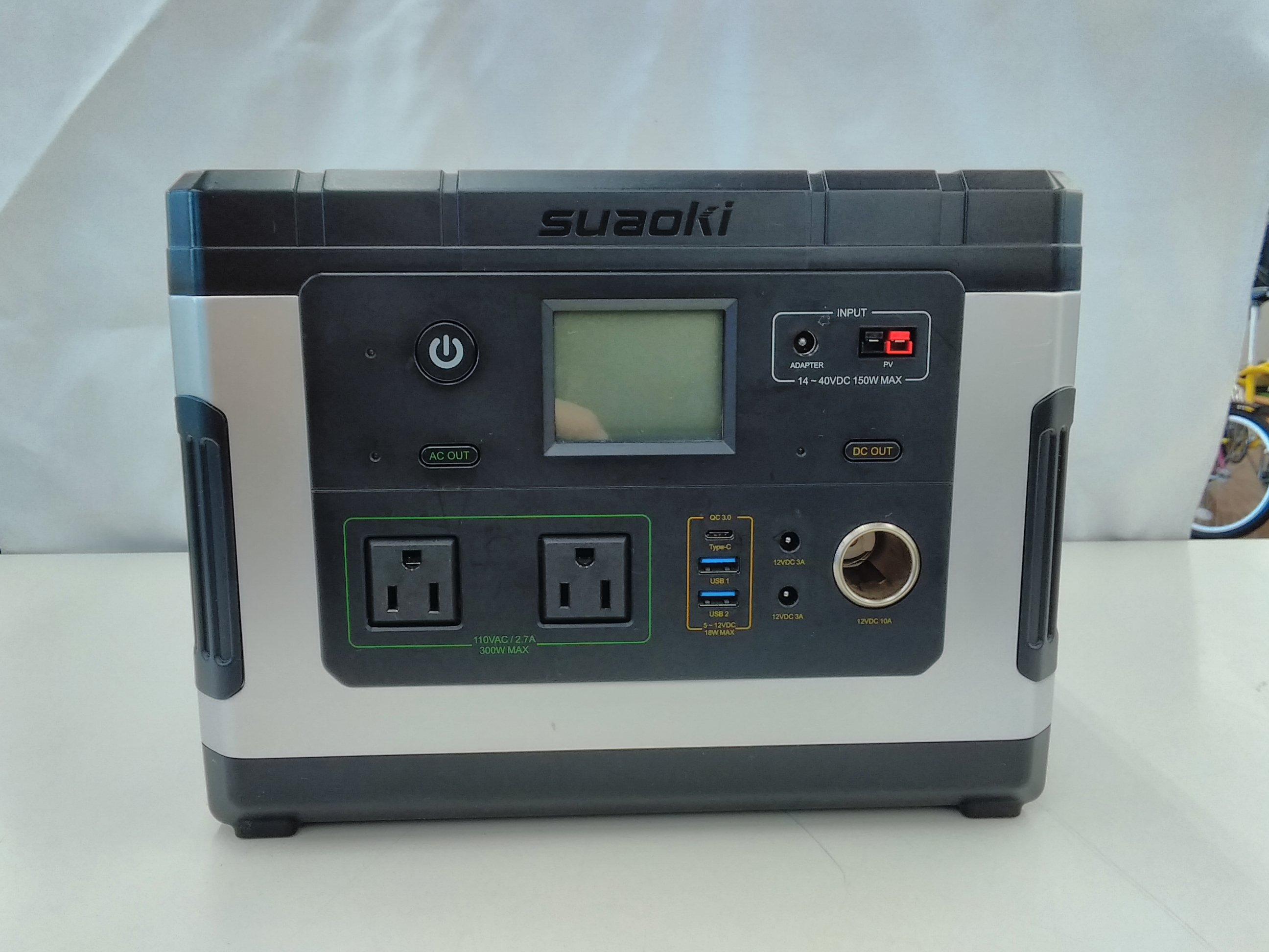ポータブル電源|SUAOKI