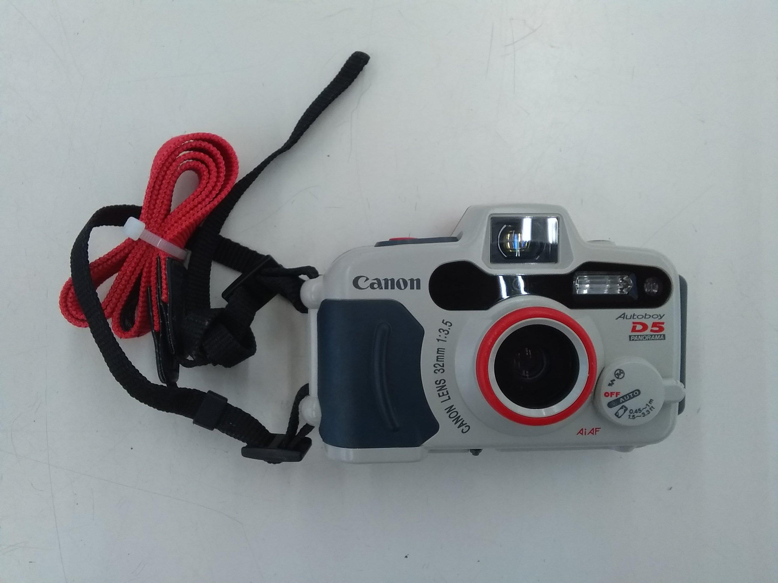 フィルムカメラ|CANON