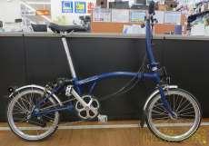 折りたたみ自転車|BROMPTON