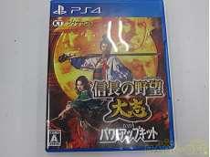 信長の野望大志WITHパワーアップキット PS4ソフト