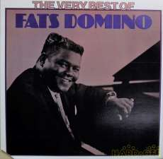 FATS DOMINO 「THE VERY BEST OF」|UNITED ARTISTS
