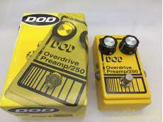 Overdrive Preamp/250|DOD