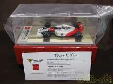 McLAREN HONDA MP4/6 Japanese GP 1991|EIDOLON