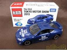 第43回東京モーターショー2013 トヨタ86|TAKARA TOMY