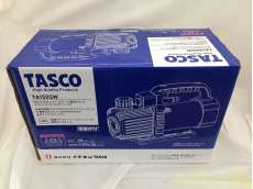 未使用品 真空ポンプ TASCO
