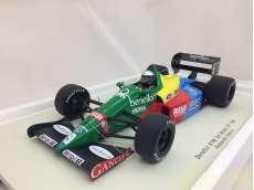 ベネトン B188 1988 F1 イギリスGP 3位 #19 A.ナニーニ|SPARK